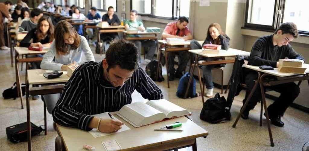 Tempo di bilanci in vista dell'esame di maturità