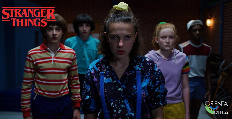 Undici, Mike, Will, Dustin e Lucas: il teamwork perfetto di Stranger Things
