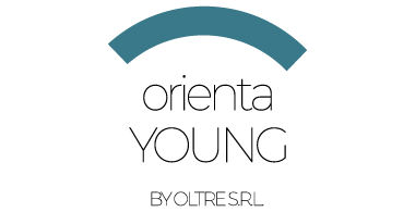 logo orienta young by oltre srl